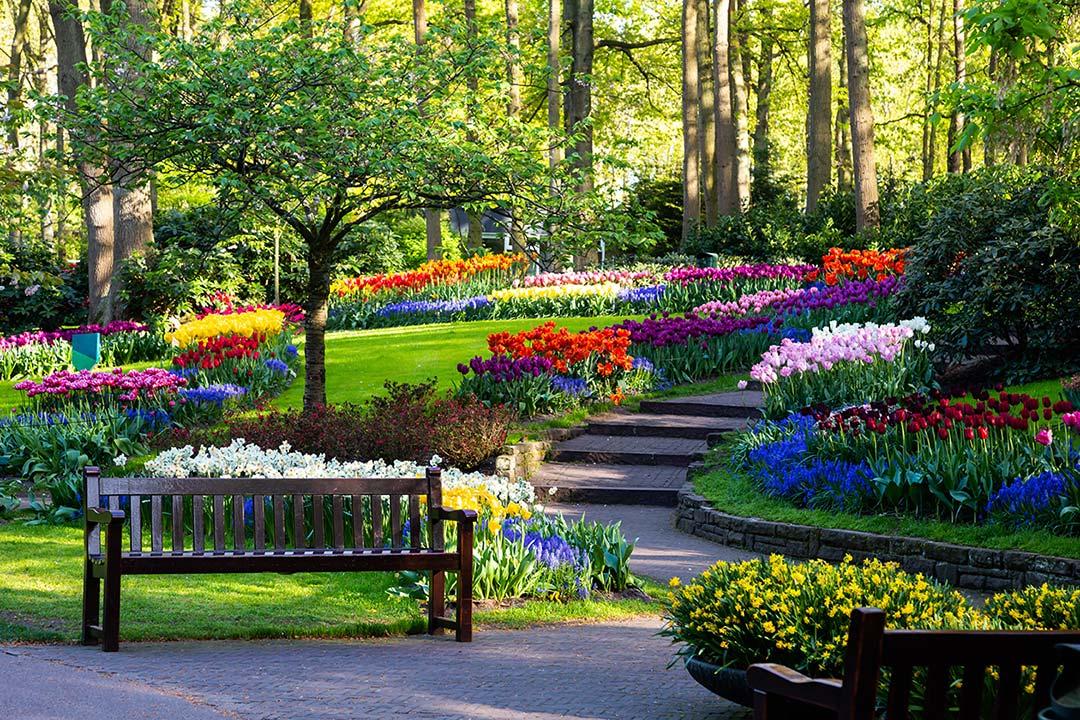 Gartengestaltung Bayern
