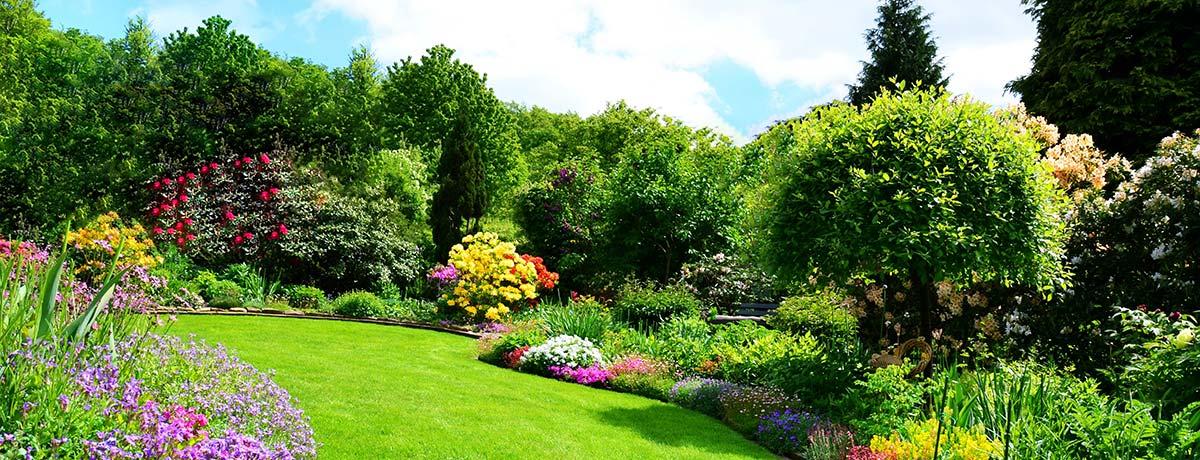 Gartengestaltung Vielfalt