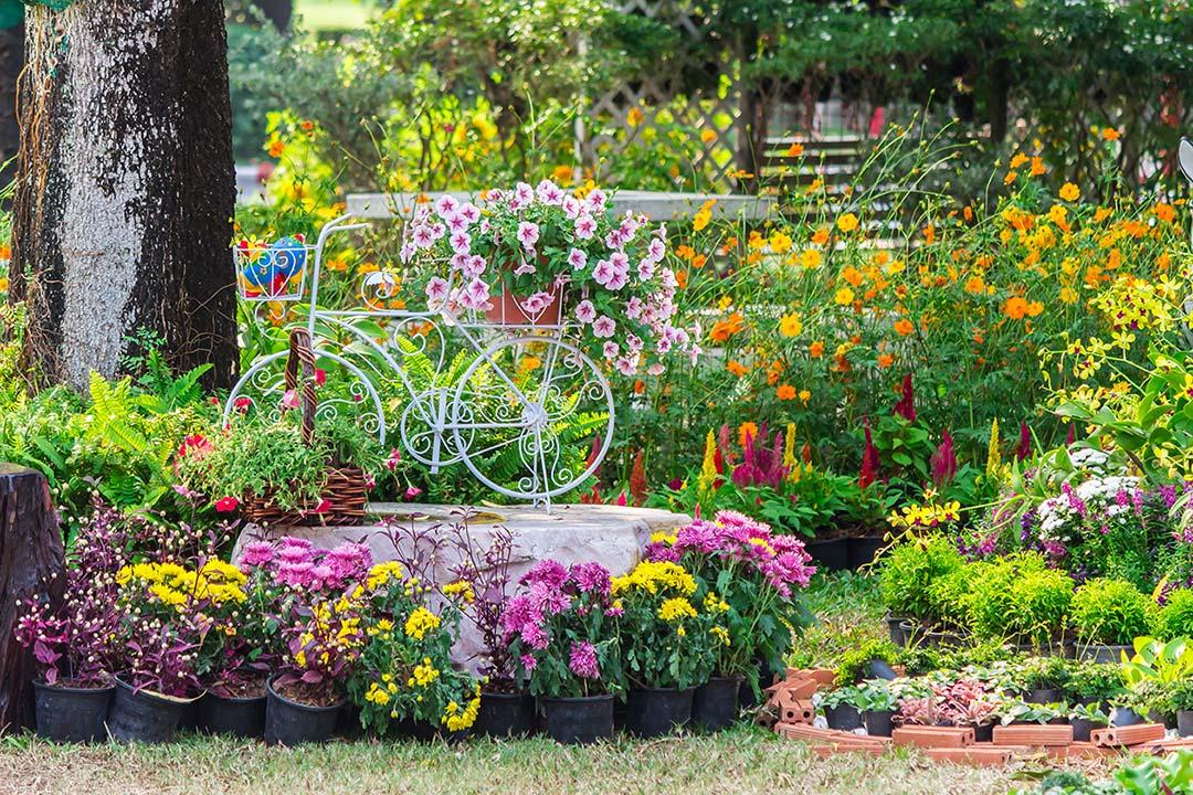Gartenplanung Bayern