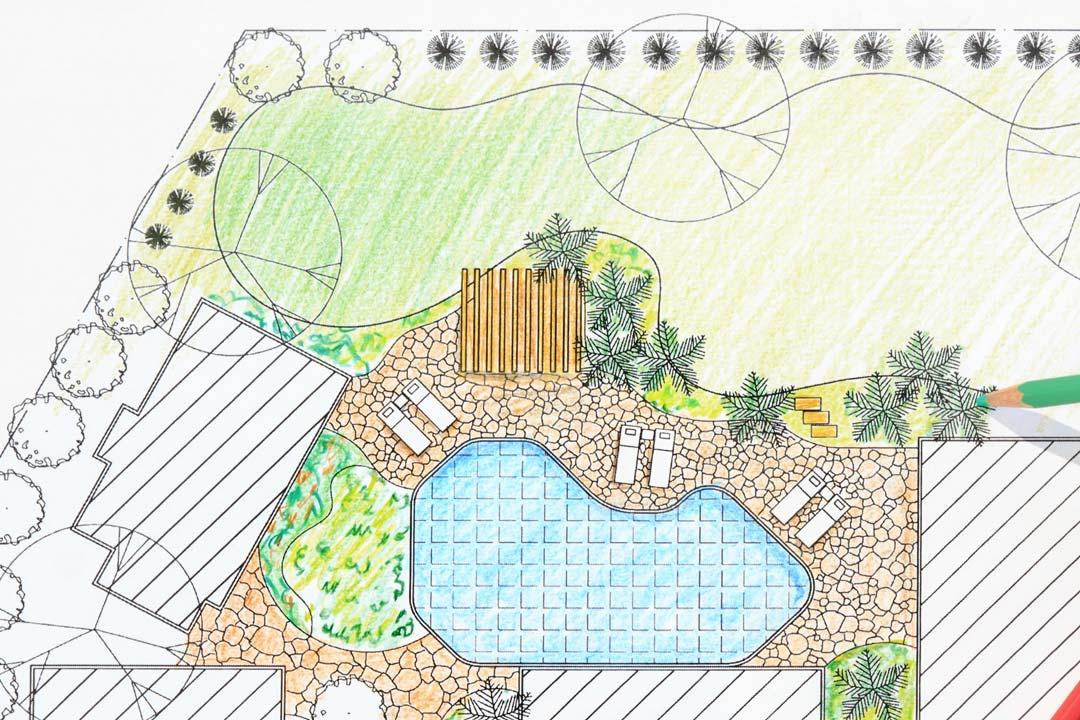 Gartenplanung Niedersachsen