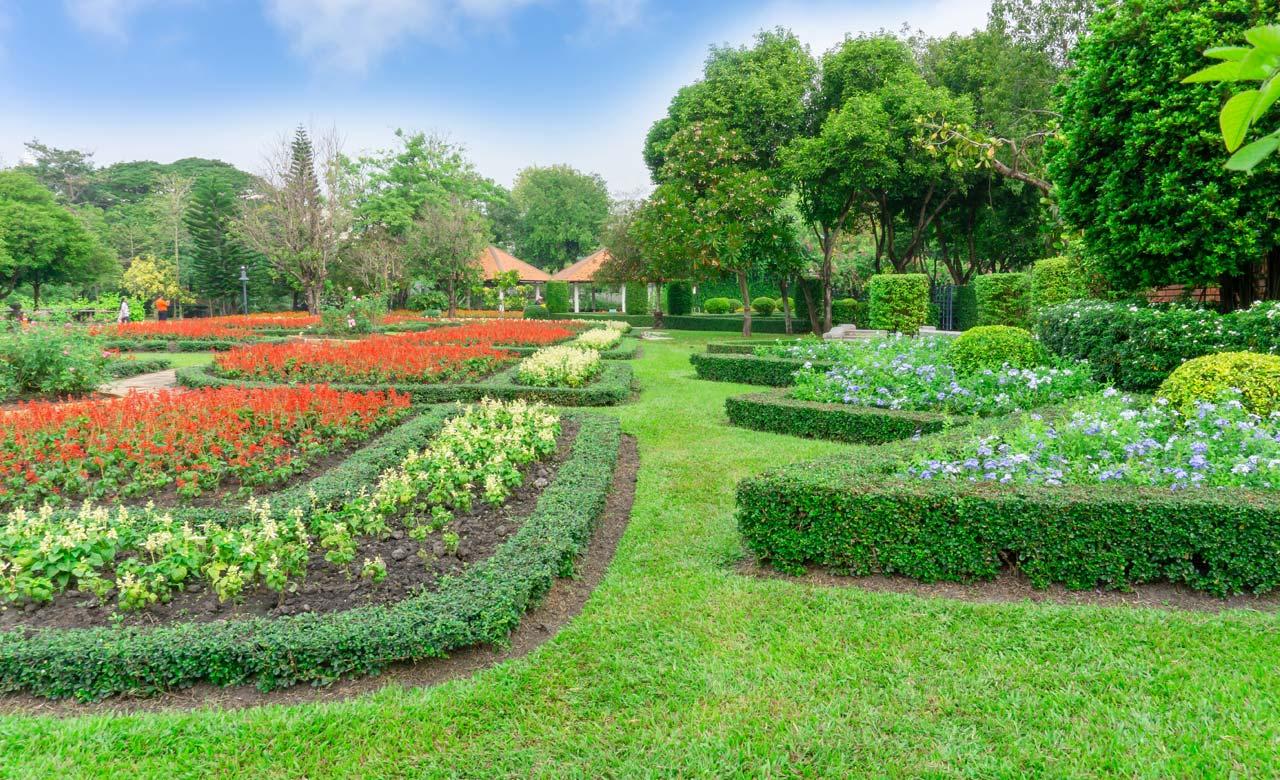 Gartengestaltung Rinteln Niedersachsen