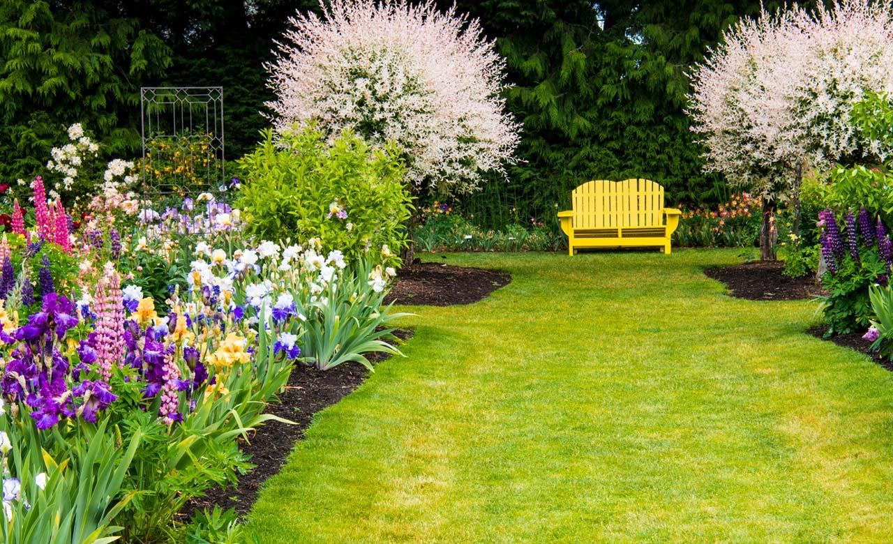 Gartengestaltung Sondershausen Thüringen