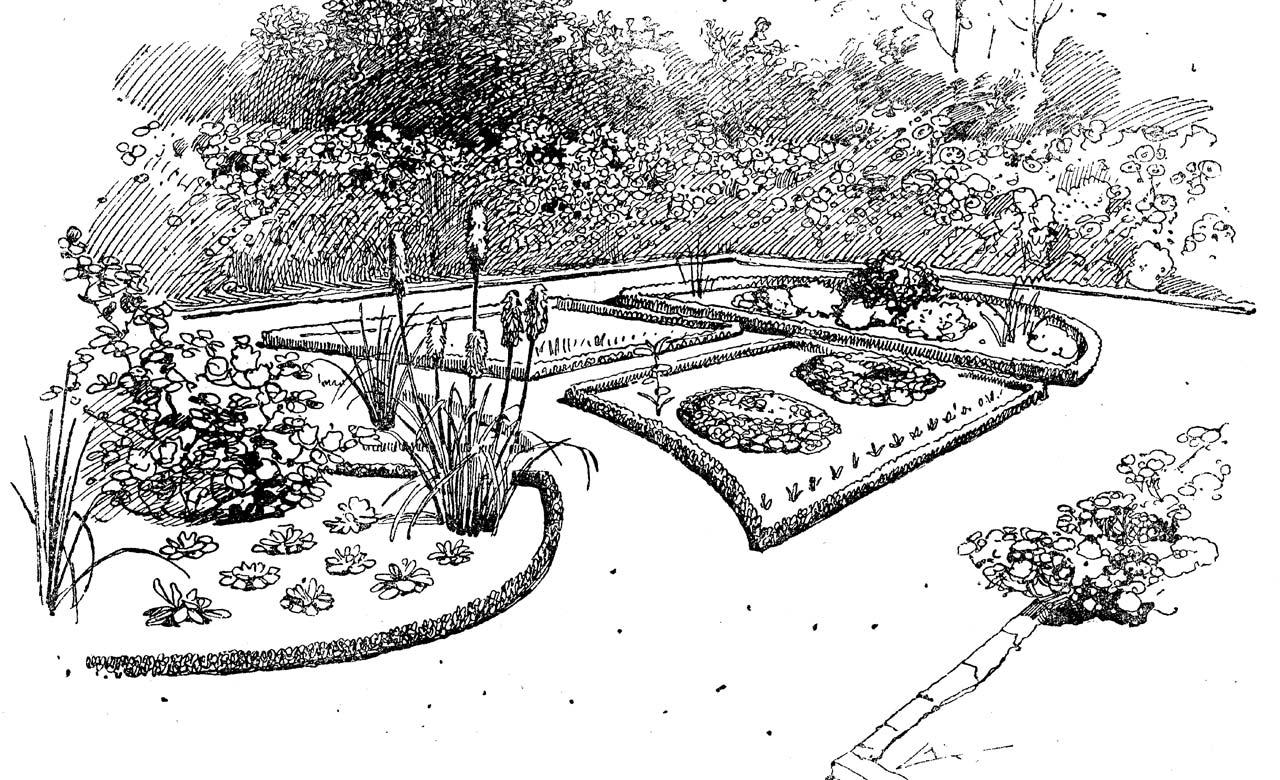 Gartenplanung Selm Nordrhein-Westfalen